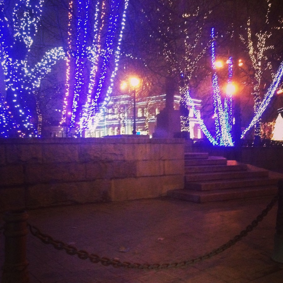 Moscow, Russia: November 2014