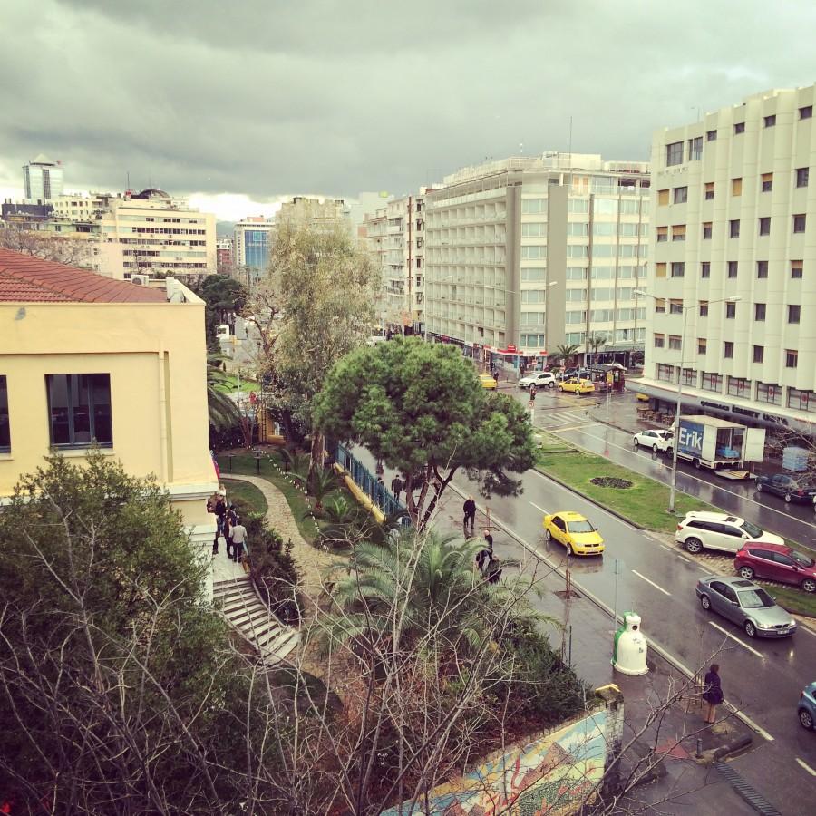International House, Izmir: March 2015