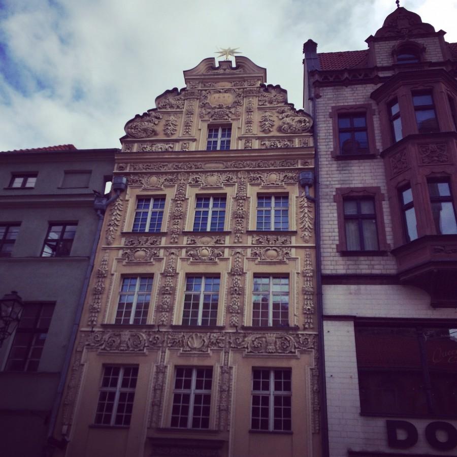 Torun, Poland: April 2015