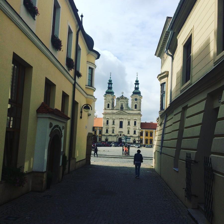Uherské Hradiště, the Czech Republic