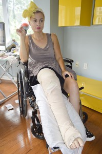 wheelchair-girl-in-legcast